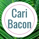 Cari Bacon SEO circle logo with palms